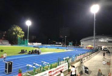 Lavori conclusi allo Stadio Colbachini
